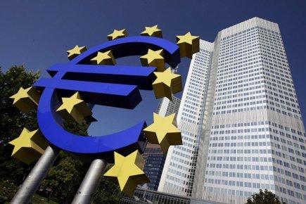 La Banque centrale européenne (BCE) fait une nouvelle fois figure de seul... (Photo: Reuters)