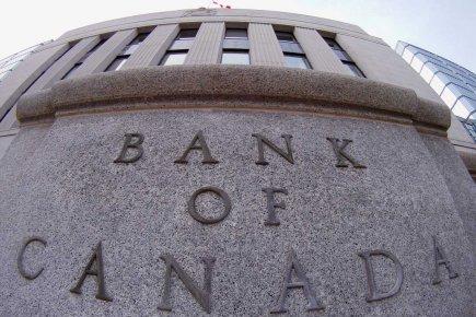 L'OCDE approuve la politique monétaire hautement accommodante, compte... (Photo La Presse Canadienne)