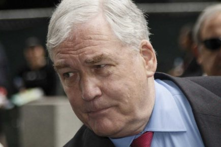 Conrad Black... (Photo Reuters)