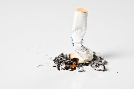 Le livre cesser de fumer sur