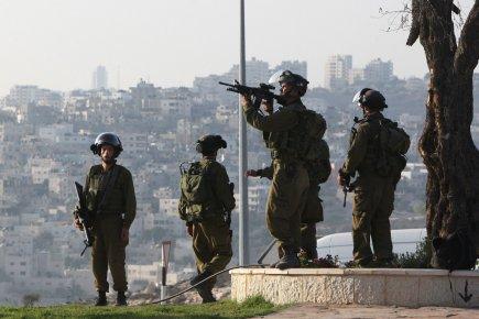 «Tsahal (l'armée israélienne) est le bouclier du pays,... (Photo: AFP)