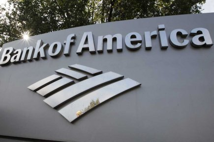 Bank of America (BAC) a annoncé lundi qu'elle avait accepté un... (Photo Associated Press)