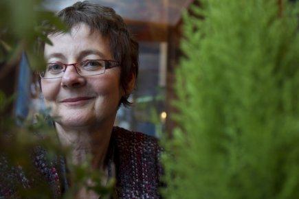Jocelyne Saucier est la première Québécoise à recevoir... (Photo: Ivanoh Demers, Archives La Presse)