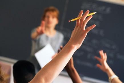 La décision du gouvernement d'imposer l'enseignement intensif de l'anglais en... (Photothèque La Presse)