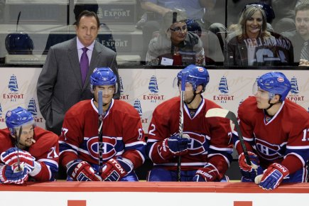 Les hockeyeurs du circuit Bettman toucheront une part... (Photo Bernard Brault, La Presse)