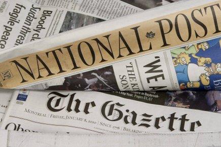 Postmedia Network possède des quotidiens de Vancouver à... (Photo: PC)