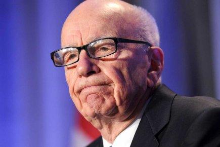 Rupert Murdoch... (Photo AP)