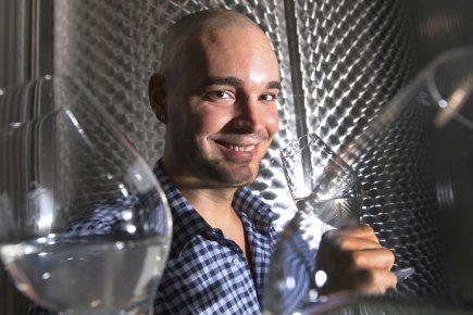 Nicolas Duvernois, président de PUR Vodka, est un...