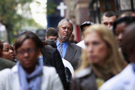 Malgré son caractère encourageant, le rapport sur l'emploi... (Photo: Shannon Stapleton, Reuters)