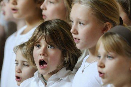 Certains enfants vivent mal avec le stress. Un... (Photo: archives PC)