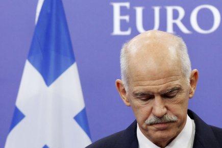 Georges Papandréou est attendu de pied ferme sur... (Photo Reuters)