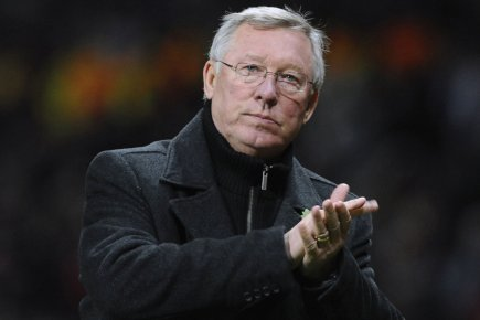L'entraîneur de Manchester United, Sir Alex Ferguson.... (Photo: Reuters)