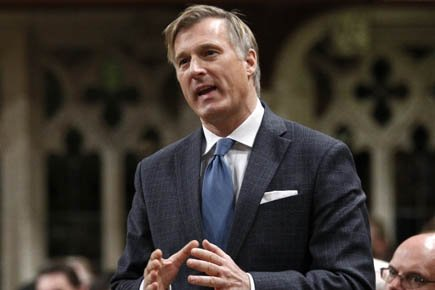 Maxime Bernier... (Photo: Reuters)
