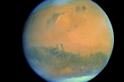 Phobos-Grunt est la première tentative de la Russie... (Photo AFP)