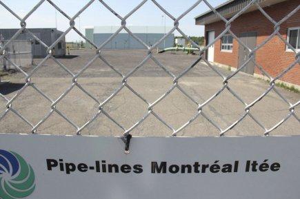 L'une des stations de pompage de Montréal Pipe-Lines.... (photo archives La Voix de l'Est)