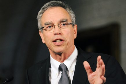 Le ministre fédéral des Ressources naturelles, Joe Oliver.... (Photo: Sean Kilpatrick, PC)