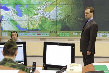 «Si ce signal n'est pas entendu, nous utiliserons... (Photo: Mikhail Klimentyev, Reuters)