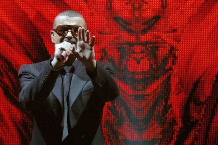 George Michael... (Photo: Reuters)