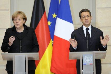 «Je crois pouvoir dire que l'accord franco-allemand est... (Photo AFP)