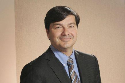 Le patron de Pfizer Canada, Paul Lévesque, précise... (Photo fournie par Pfizer Canada)