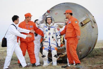 L'Asie dans une course à l'espace