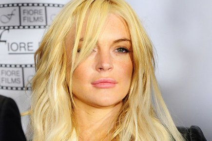Lindsay Lohan.... (Photo: Emmanuel Dunand, AFP)