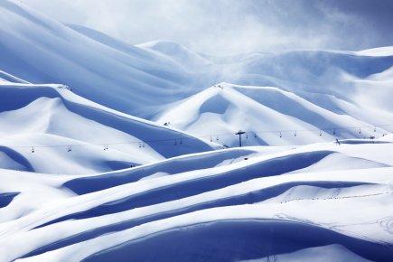 La bourgeoisie libanaise aime bien skier quelques week-ends... (Photos.com)