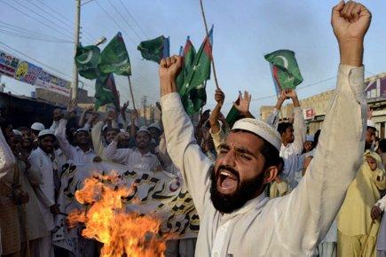 Le Pakistan doit actuellement composer avec une situation... (Photo: AFP)