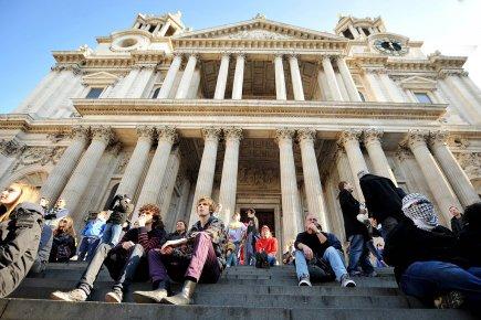 Fin octobre, la cathédrale avait dû fermer ses... (Photo: Ben Stansall, Archives AFP)