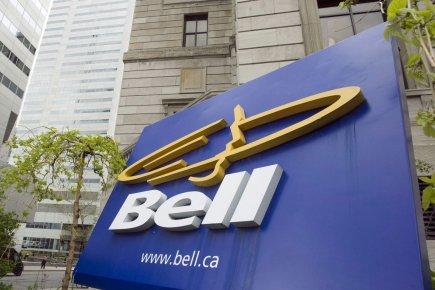 La Cour d'appel du Québec autorise un recours collectif intenté contre Bell... (La Presse canadienne)