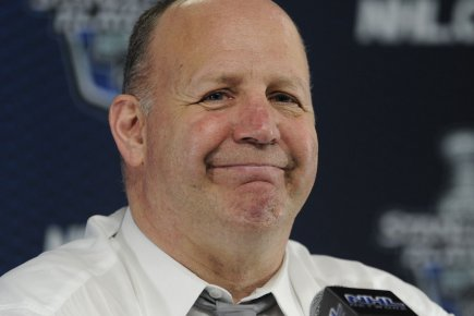 Claude Julien a signé une prolongation de contrat... (Photo: Bernard Brault, Archives La Presse)