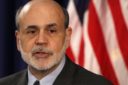 Ben Bernanke... (Photo Reuters)