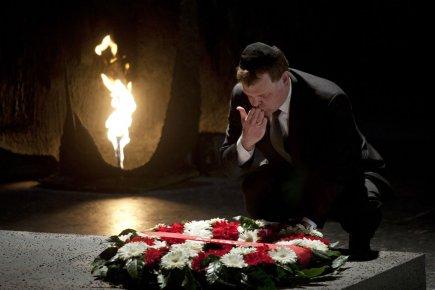 Le ministre canadien des Affaires étrangères, John Baird,... (Photo AP)