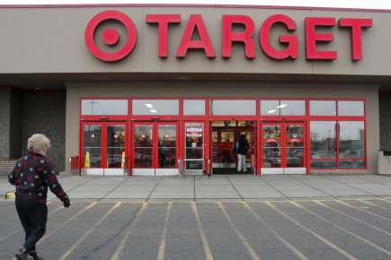 En tout, 125 magasins Target verront le jour... (Photo archives Reuters)