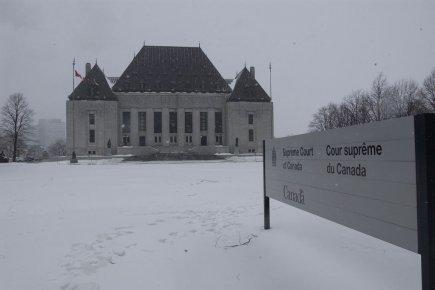 Le 17 février, la Cour suprême du Canada a rejeté, à l'unanimité, la plainte de... (Photo Jean Goupil, La Presse)