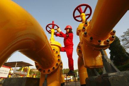 La Chine a besoin du pétrole canadien pour... (Photo: AFP)