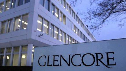 Le siège sociale de Glencore en Suisse.... (Photo Reuters)