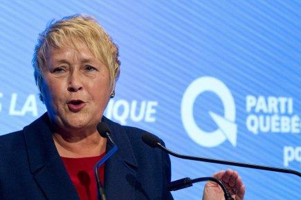 Pauline Marois, Ministre du Québec