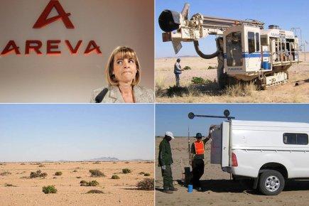 Sur les photos de gauche: Anne Lauvergeon, ex-présidente...