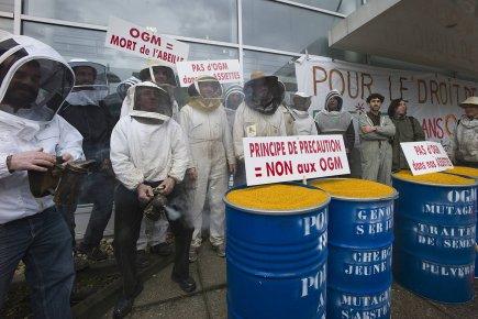 Monsanto produit des pesticides et bonnes quantités d'OGM.... (Photo: Reuters)