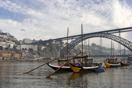 Porto, ses bonnes tables, son fleuve, ses péniches,... (Photos.com)
