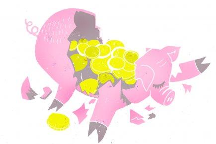 Rembourser son prêt hypothécaire de façon accélérée, est-ce un bon choix? Dans... (Illustration Francis Léveillée, La Presse)