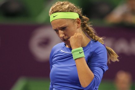 Victoria Azarenka... (Photo: AFP)