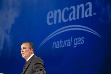 Le président et chef de la direction d'Encana,... (Photo PC)