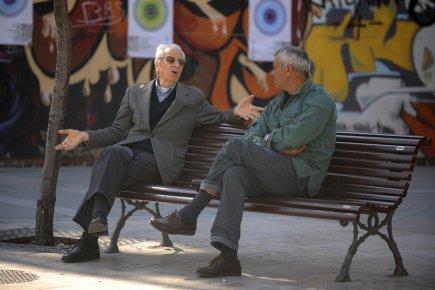 Ce sont davantage les riches qui semblent se... (Photo Bernard Brault, archives La Presse)