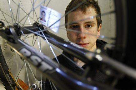 Une contravention donnée à un cycliste entraîne des... (Photo: Ivanoh Demers, La Presse)