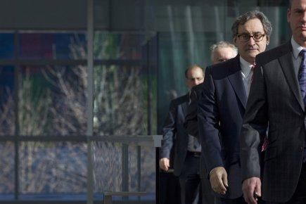 Dans un contexte de haute volatilité, la Caisse de dépôt et placement du... (Photo Ivanoh Demers, La Presse)