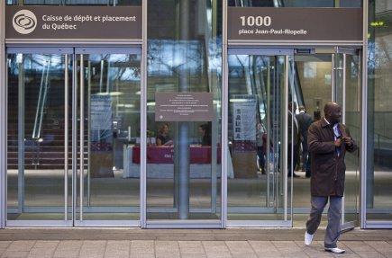 La Caisse de dépôt a réussi à tirer un rendement enviable d'une année 2011 que... (Photo Ivanoh Demers, La Presse)
