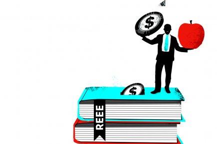 Le Québec est la mecque de l'épargne-études en Amérique du Nord,  constate une... (Illustration Yanick Nolet, La Presse)
