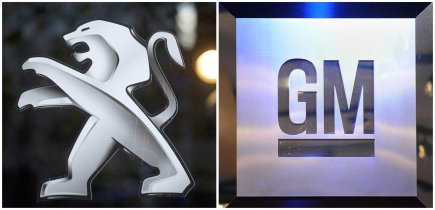 Le numéro un mondial de l'automobile, l'américain General Motors (GM),... (Photo AFP)